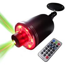 Laser Led Disco Giro 360 Audioritmica Dj Control