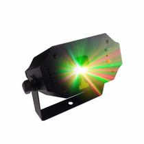 Laser Led Disco Dj Control Bicolor Audioritmico