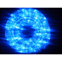 Manguera Luces Led 10 Metros Blanco Azul Multicolor Morado