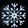Copo De Nieve Decorativo Navideño