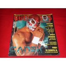 Revista Lucha Libre Canek Especial Vbf
