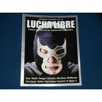 Revista Grandes Figuras De La Lucha Libre # 1