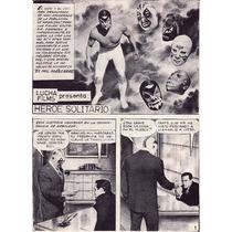 Mil Mascaras Comic De Lucha Libre