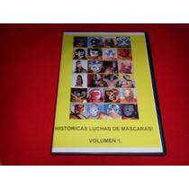 Lucha Libre - Luchas De Mascaras En Dvd Vol.1
