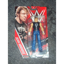 Figura Wwe Mattel Dean Ambrose Serie 56 Basico