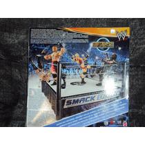 Wwe Ring De Lucha Libre Wwe De Mattel Smack Down Original