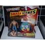 Ww Flexforce Jonh Cena Smash Scenes Lucha Libre Mattel