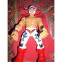 Figura Luchador Mexicano Villano En Muñeco Patones