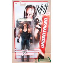 Wwe Undertaker Figura Mattel