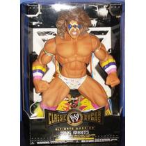 Wwe Ultimate Warior Ring Giants Classic Super Stars Jakks