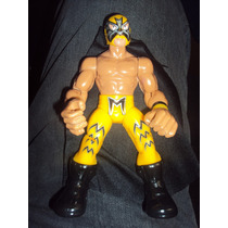 Figura Luchador Mexicano La Mascara En Muñeco Patones