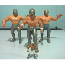 Figura De Luchadores Kelian Aaa