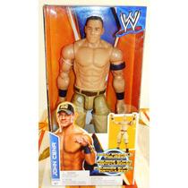 Wwe John Cena Figura De Acción Articulada 12 In Mattel