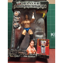 Wwe Deluxe Aggression Series 12 - Cm Punk