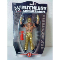 Wwe Ruthless Aggression Serie 41 Rey Mysterio