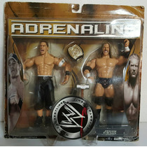 Wwe Adrenaline Serie 20 John Cena & Triple H