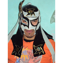 Mascara D Luchador Pentagon Mizteziz Profesional Envio Grati