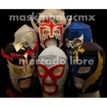 Máscaras De Luchadores !!!