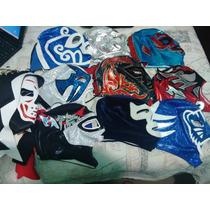 Máscaras Lucha Libre Lycra
