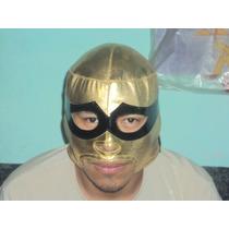 Mascara Lucha Wwe Cmll Solitario Semiprofesional P/adulto.