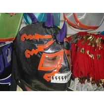 Mascaras De Luchadores P/adulto Varios Modelos. $95