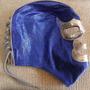 Lucha Libre Mascara Super Profesional Luchador Blue Demon