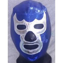Mascara Blue Demon Lame Profesional Lucha Libre