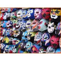 Mascaras De Lucha Libre Economicas.mayoreo.