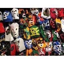 Mascaras De Lucha Libre $24 C/u Economicas.eventos!!