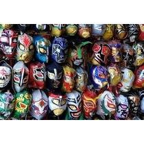 Mascaras De Luchadores$25.00 Todo Tipo Evento!! Oferta A $25