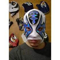 Mascara Semiprofecional De Licra.