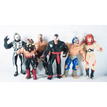 Luchadores Retro De Los 90 Lote