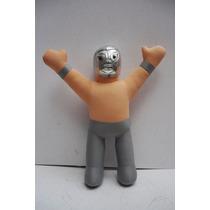 El Santo - Luchador D Peluche Lucha Libre - Muñeco D Juguete