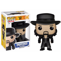Funko Pop!! Wwe - The Undertaker #08