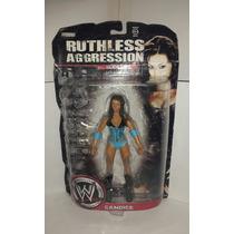 Oferta De Luchadora Wwe Diva Candice Ruthless Aggression