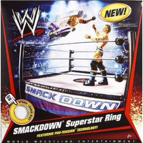 Wwe Smackdown Superstar Anillo