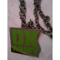 Wwe Pendiente Dx D Generation X Triple H Y Shawn M Original
