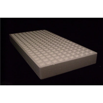 Charolas De Unicel De 200 Cavidades (13 Piezas)