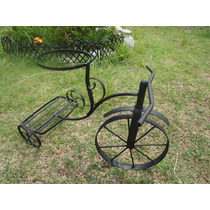 Macetero Triciclo