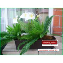 Arreglos Florales Incluye Su Jardinera Vjr
