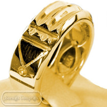 Anillo Atlante Oro De 18 Kilates