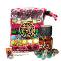 Amuleto Especial Tetragramaton - Atrae Dinero Y Abundancia