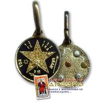 Pentagrama Mini 7 Metales - Tamaño 1.5 Cm