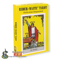 Tarot Rider Profesional - 78 Cartas - Us Games En Español
