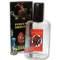 Perfume Eleggua Original Con Talisman De Las 7 Herramientas