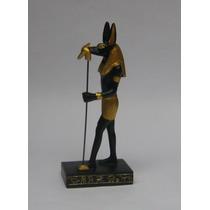 Egipcio Masonico Gnostico Anubis El Rey Guerrero