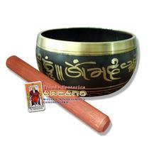 Cuenco Tibetano - Mediano - 11 Cm Ancho X 6 Cm De Altura