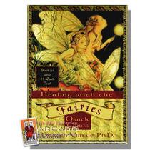 Healing With The Fairies Oracle - 44 Cartas - Doreen Virtue