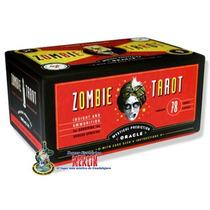 Tarot Zombie - 78 Cartas Estilo Retro Y Libro De Uso