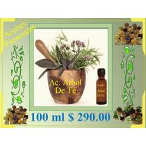 Aceite Del Árbol De Té 100 Ml $ 350.00